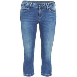 衣服 女士 七分裤 Teddy Smith 泰迪 史密斯 PANDOR COURT COMF USED 蓝色 / Edium