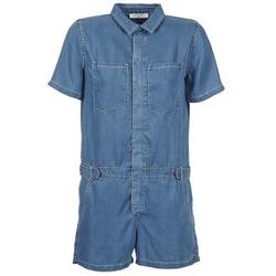 衣服 女士 连体衣/连体裤 Teddy Smith 泰迪 史密斯 CALINCA DENIM LYOCELL 蓝色