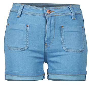 衣服 女士 短裤&百慕大短裤 School Rag SUN 蓝色 / EDIUM
