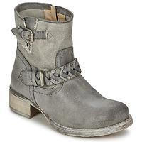 鞋子 女士 短筒靴 Café Noir Boogry 灰色
