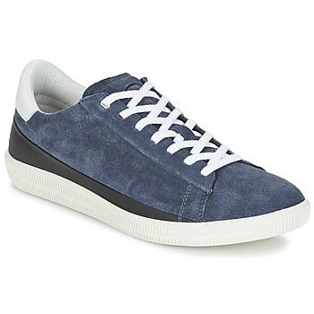 鞋子 男士 球鞋基本款 Diesel 迪赛尔 S-NAPTIK 海蓝色