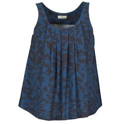 衣服 女士 女士上衣/罩衫 Lola CUBA 藍色 / 黑色