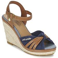 鞋子 女士 凉鞋 Tom Tailor 汤姆裁缝 BASTIOL 海蓝色