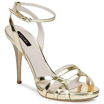 鞋子 女士 凉鞋 Escada AS683 金色