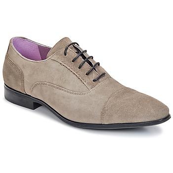 鞋子 男士 系带短筒靴 BKR KIPLIN 灰色