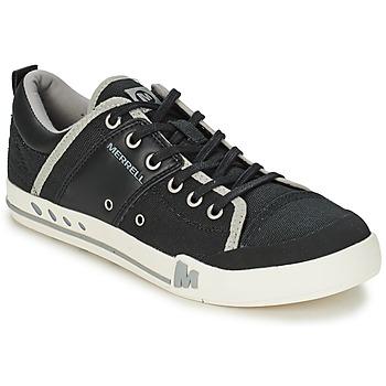 鞋子 男士 球鞋基本款 Merrell 迈乐 RANT 黑色