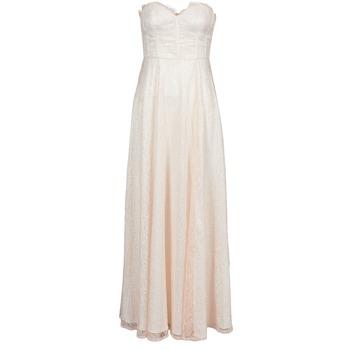 衣服 女士 长裙 Manoukian 613346 玫瑰色 / 米色