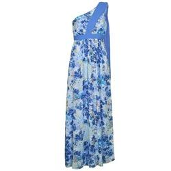 衣服 女士 长裙 Manoukian 613356 蓝色