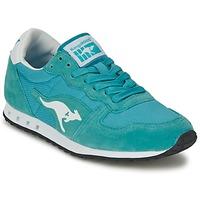 鞋子 女士 球鞋基本款 Kangaroos BLAZE III 蓝色