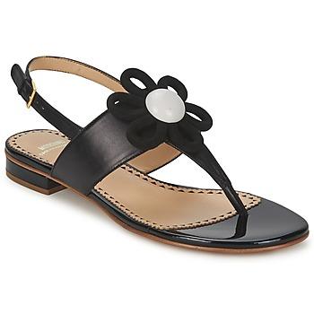 鞋子 女士 凉鞋 Moschino Cheap & CHIC CA16112C1ZCB 黑色