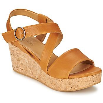 鞋子 女士 凉鞋 Coclico MEL 驼色