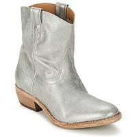 鞋子 女士 短筒靴 Catarina Martins LIBERO 银色