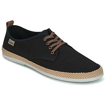 鞋子 男士 球鞋基本款 Bamba By Victoria BLUCHER LINO DETALLE SERRAJE 黑色