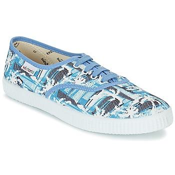 鞋子 球鞋基本款 Victoria 维多利亚 INGLES PALMERAS 蓝色