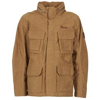 衣服 男士 棉衣 Columbia 哥伦比亚 MENAMIN'S PASS 驼色