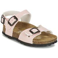 鞋子 女孩 凉鞋 Betula JEAN 玫瑰色