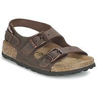 鞋子 儿童 凉鞋 Betula FUNK 棕色