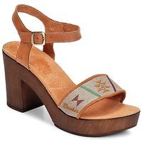 鞋子 女士 涼鞋 Bunker LUCY 棕色 / 灰褐色