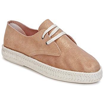 鞋子 女士 帆布便鞋 Bunker IBIZA 金色