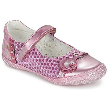 鞋子 女孩 平底鞋 Babybotte 宝宝波特 KAYLINE 玫瑰色