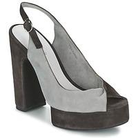 鞋子 女士 涼鞋 Jeffrey Campbell LARUE 灰色 / 棕色