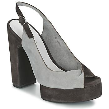 鞋子 女士 凉鞋 Jeffrey Campbell LARUE 灰色 / 棕色