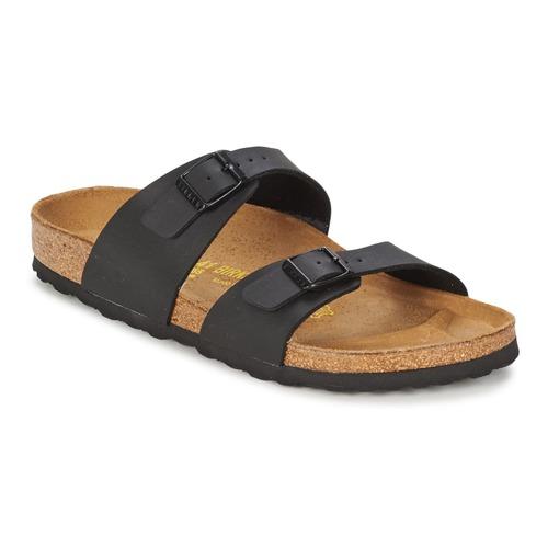 鞋子 女士 凉鞋 Birkenstock 勃肯 SYDNEY 黑色 /  mat