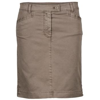 衣服 女士 半身裙 Marc O'Polo ANTERFLU 棕色