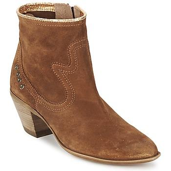 鞋子 女士 短靴 Spiral HEIDI 棕色 / 金色
