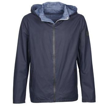 衣服 男士 夾克 Wrangler W4554VDJU 海藍色
