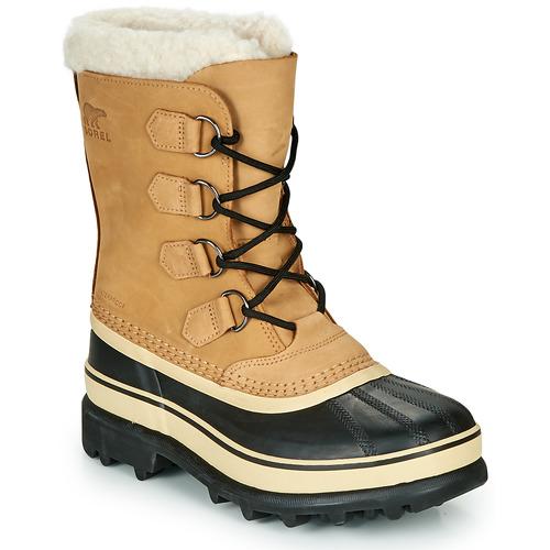 鞋子 女士 雪地靴 Sorel CARIBOU 棕色 / 黑色