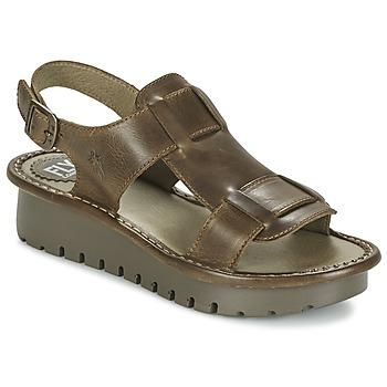 鞋子 女士 凉鞋 Fly London KANI 棕色