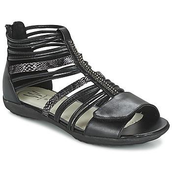 鞋子 女孩 凉鞋 Wildflower HAMAR 黑色