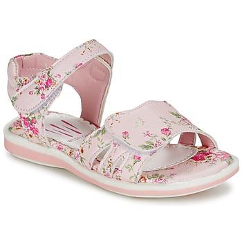 鞋子 女孩 凉鞋 Wildflower KONGSBERG 玫瑰色