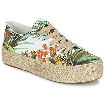 鞋子 女士 球鞋基本款 Wildflower EGINA 绿色 / Tropical