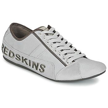 鞋子 男士 球鞋基本款 Redskins TEMPO 灰色