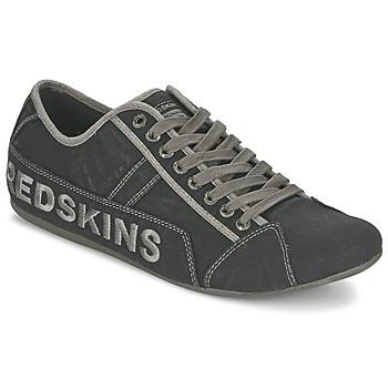 鞋子 男士 球鞋基本款 Redskins TEMPO 黑色
