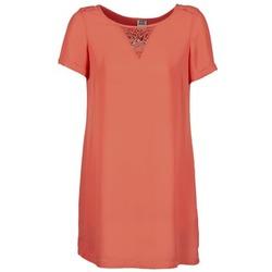 衣服 女士 短裙 Vero Moda TRIPPA 珊瑚色