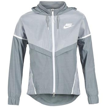 衣服 女士 冲锋衣 Nike 耐克 TECH WINDRUNNER 灰色