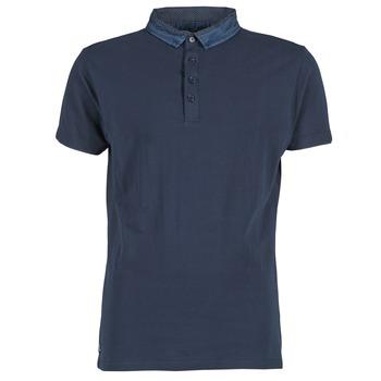 衣服 男士 短袖保罗衫 Deeluxe AGAINER 海蓝色