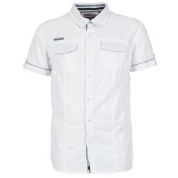 衣服 男士 短袖衬衫 Deeluxe ISLANDO 白色