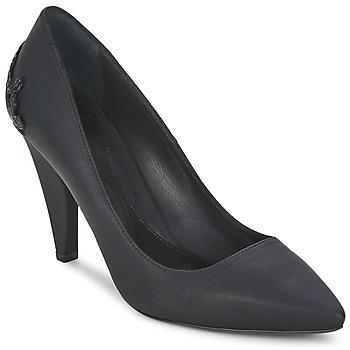 鞋子 女士 高跟鞋 McQ Alexander McQueen 336523 黑色