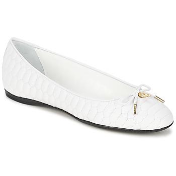 鞋子 女士 平底鞋 Roberto Cavalli 罗伯特·卡沃利 XPS151-PN119 白色