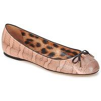 鞋子 女士 平底鞋 Roberto Cavalli 罗伯特·卡沃利 XPS151-UB043 玫瑰色