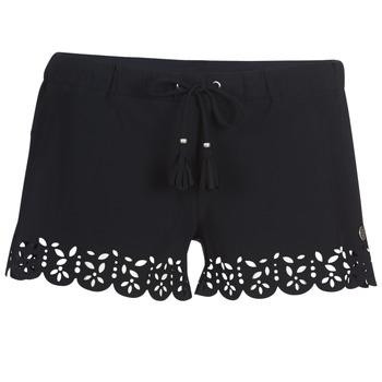 衣服 女士 短裤&百慕大短裤 Banana Moon HUAWEI 黑色