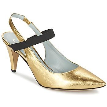鞋子 女士 高跟鞋 Marc Jacobs VALERY 金色