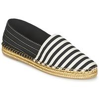 鞋子 女士 帆布便鞋 Marc Jacobs SIENNA 黑色 / 白色