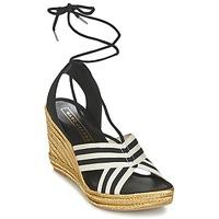 鞋子 女士 凉鞋 Marc Jacobs DANI 黑色 / 白色