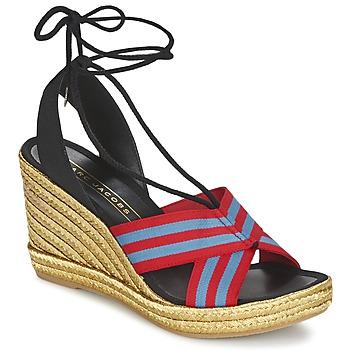 鞋子 女士 凉鞋 Marc Jacobs DANI 蓝色 / 红色