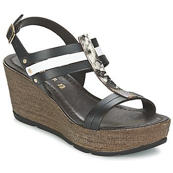 鞋子 女士 凉鞋 Café Noir LAPIBO 黑色